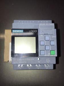 LOGO8 24 RCE SIEMENS 6ED1052-1HB08-0BA8