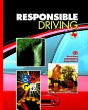 Responsible Driving : Texas Edition-ExLibrary
