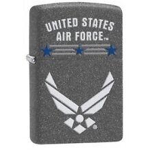 Zippo United States Air Force Logo Iron Stone Lighter