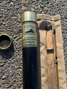 """JD Wagner 7'9"""" 2/1 Bamboo Fly Rod"""