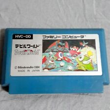 Devil World Nintendo Famicom NES Japan