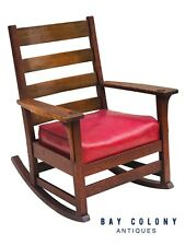 Stickley Antique Chairs 1900 1950 For Sale Ebay