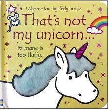Usborne That's Not My .... Unicorn Book
