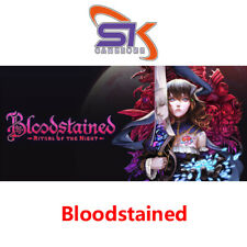 Bloodstained:Ritual of the Night - PC Steam - Region Free【Very Fast Delivry】