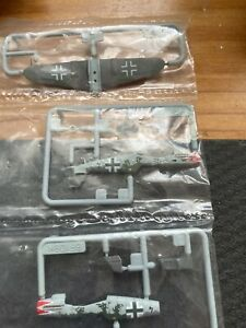 takara 1:144 BF 109 K-4 With Tail Decals