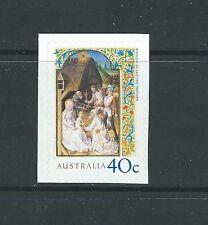 AUSTRALIA 2001 CHRISTMAS SELF ADHESIVE UNMOUNTED MINT, MNH