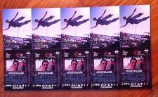 10x Lot Eitan Kramer Inline Skater Trading Cards 2000 Fleer Adrenaline #17