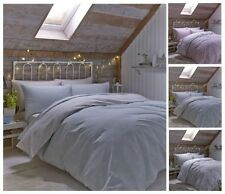Parures et housses de couette rose pour chambre à coucher en 100% coton