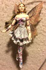 "Dragonsite: ""Lavender Serenade"" Fairy Ornament by Nene Thomas"