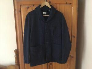 Uniqlo x Engineered Garments Fleece Coat Size Small