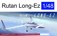 Rutan Long-EZ  1/48 scale, resin kit