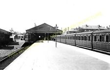 Uxbridge Vine Street Railway Station Photo. Cowley and West Drayton Line. (3)
