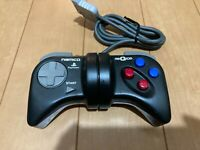 PS1 NEGCON BLACK Controller Only NAMCO PlayStation