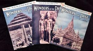 Wonders of the Past Magazines 13,14 & 15 by Sir JA Hammerton 1933 Paperback
