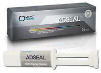 META ADSEAL ROOT CANAL SEALER 13.5 GM DUAL SYRINGE DENTAL