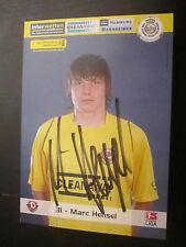 12206 Marc Hensel Dynamo Dresden original signierte Autogrammkarte