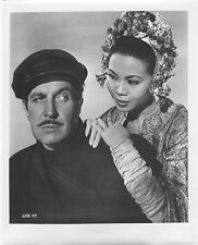 VINCENT PRICE/LINDA HO photo CONFESSIONS OF AN OPIUM EATER original posed still