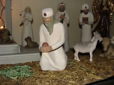 Demdaco Willow Tree  Nativity Kneeling Wisemen Replacement piece  + new +