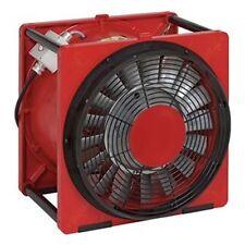"16"" Smoke Removal Fan Ejector Exhaust - Explosion Proof Motor 1/2 HP - 3200 CFM"