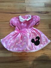 New listing The Disney Store Infant Minnie Mouse Dress Pink Polka Dot Size 12-24 Months