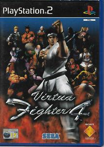 Virtua Fighter 4 ps2