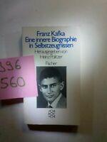 Das Kafka-Buch  eine innere Biographie in Selbstzeugnissen Kafka, Franz: