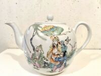 China republic period porcelain teapot
