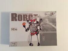 Robot 142 pièces en métal style Meccano