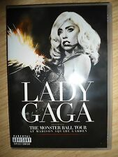 """DVD """"The Monster Ball Tour at Madison Square Garden"""" Lady Gaga"""