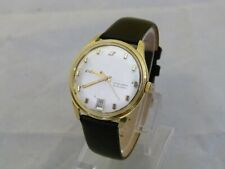 Vintage Enicar Mens Watch With AR1145 24 Jewel Automatic Movement