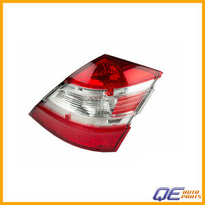 Mercedes-Benz S550 Right Tail Light 1037004 Ulo