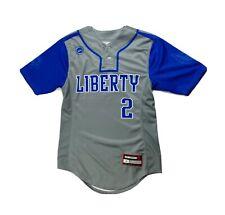 Siege Sports Liberty Softball Jersey Baseball Training Henley Women's Small Gray