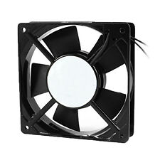CA 220V-240V 120 x 120 x 25mm ventilateur de refroidissement pour boite de PC WT