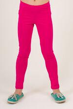 Yoain Kids Girls Basic COTTON Leggings Pants 4~14Y  B1011 Made in USA
