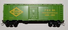 One 40' box car, P & R RR, 1833-1983 150 years, rare limited edition collectible