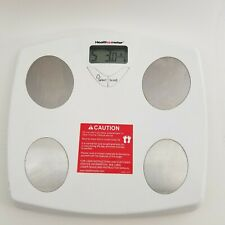 HEALTH O METER WEIGHT & BODY FAT MONITORING DIGITAL SCALE