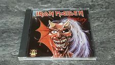 Iron Maiden Purgatory Maiden Japan 7 Track CD The First Ten Years GREAT COND OOP