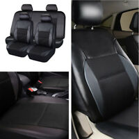 Full Set Soccer Ball Style Vehicle Car Interior Accessories Seat Cover For 5-Sit