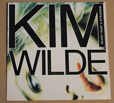 Kim Wilde, never trust a stranger / wotcha gonna do, SP - 45 tours  France