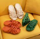 Slippers Women Men Summer Fashion Skull Thick Bottom Couple Home Soft Sandals