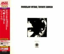 Infinite Search 0081227971304 by Miroslav Vitous CD