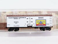 N Micro-Trains MTL 05800546 MDBX Senate Brewing McDermott Beer 36' Reefer #100