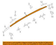 HYUNDAI OEM Santa Fe Roof Rack Rail Luggage Carrier-Roof Rail Left 872702W5003F