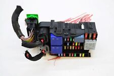RENAULT GRAND SCENIC 1.6 dCi 2014 LHD FUSE RELAY BOX 252360003R