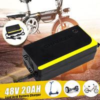 Ladegerät Charger Adapter Netzteil 48V 20AH Akku Li-ion E-Fahrrad Elektro