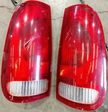 1997-2003 Ford F150 1999-2007 F250 F350 Superduty Tail Lights Lamps Left+Right