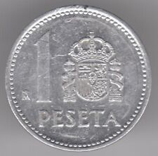 Moneda De España 1987 peseta aluminio