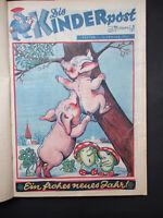 Hans-Fred Handl / R. Brettschneider   DIE KINDERPOST Jahrgang 1947  24 Hefte
