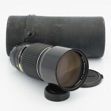Asahi SMC Pentax 300mm F/4 K-Mount Lens