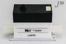 14692 NT INTERNATIONAL ELECTRONIC FLOWMETER MODEL 4400 4400-04-F04-A00-A-C41